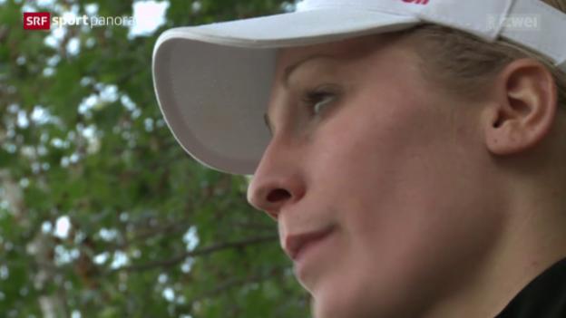 Video «Triathlon: Daniela Ryf im Portrait» abspielen