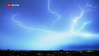 Video «Sturm und Hagel über der Schweiz» abspielen