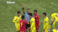 Link öffnet eine Lightbox. Video Gelb-Rot in Rekordzeit: der Bärendienst eines Andorraners abspielen
