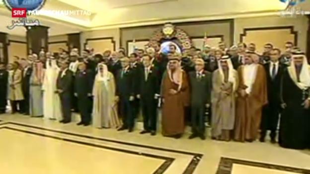 Video «Geberkonferenz für Syrien» abspielen