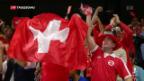 Video «Schweizer Hockey-Nati vor dem Final» abspielen