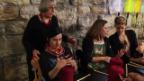 Video «Sitzpuff stricken» abspielen
