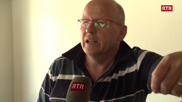 Laschar ir video «Donato Fanconi, Brusio»