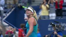 Video «Live-Highlights Vandeweghe - Pliskova» abspielen