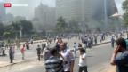 Video «Ägypten im Ausnahmezustand» abspielen