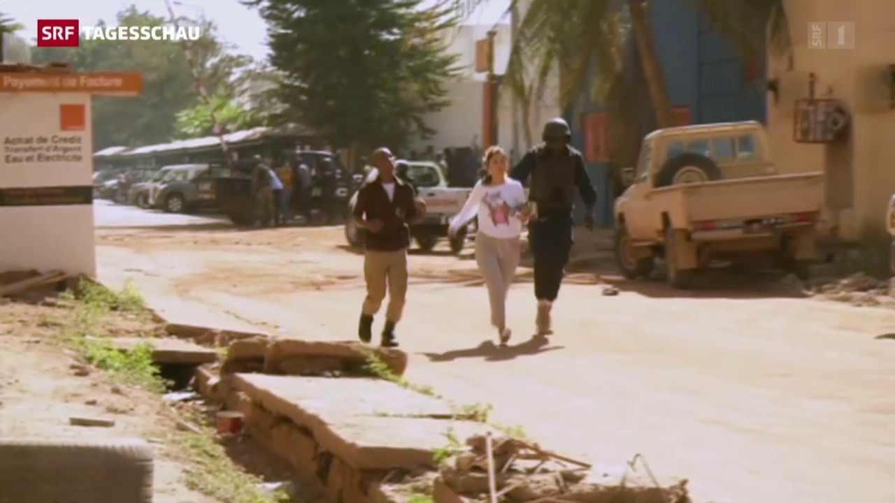 Terror im Luxus-Hotel in Mali