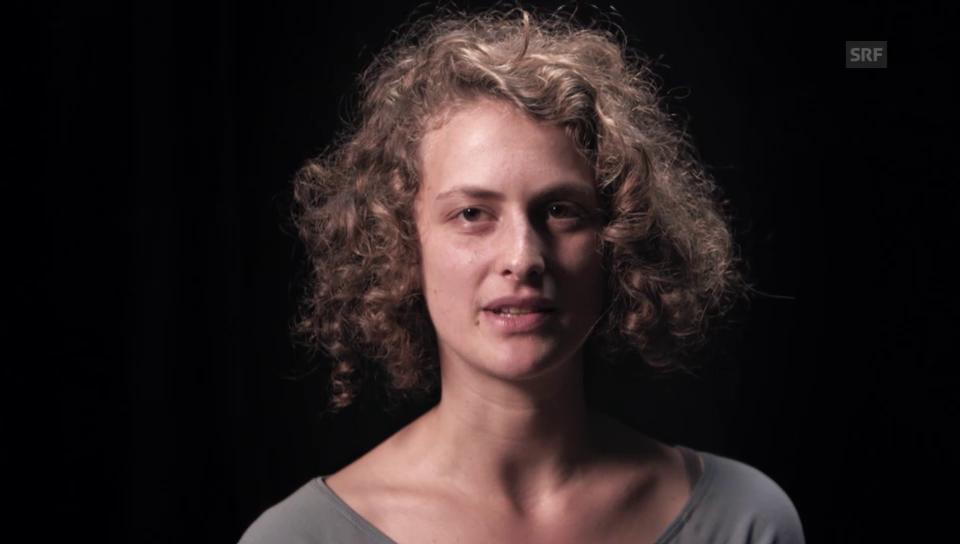 1. Jahr: Antonia über ihren Wunsch Schauspielerin zu werden.
