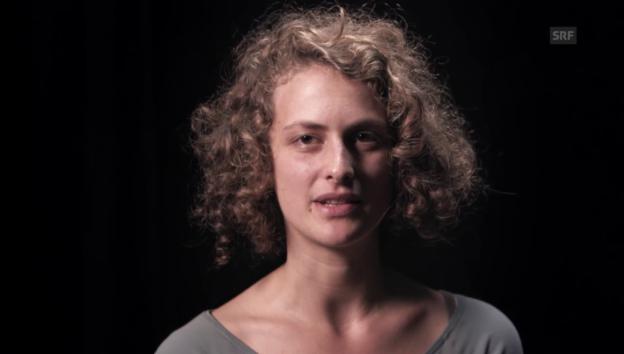 Video «1. Jahr: Antonia über ihren Wunsch Schauspielerin zu werden.» abspielen