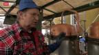 Video «Fahrende Schnapsbrenner vor ungewisser Zukunft» abspielen