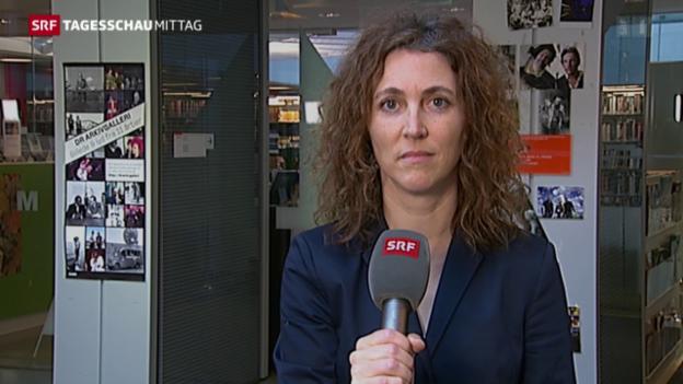 Video «Die Einschätzungen Karina Rierolas» abspielen