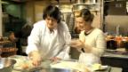 Video «Christine und Myriam bereiten den Teig vor» abspielen