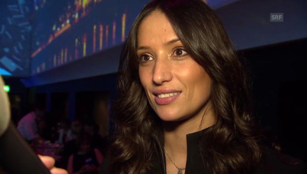 Video «Melanie Winiger über ihr Liebesleben» abspielen