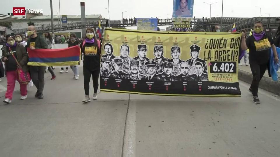 Kolumbien: Vertuschte Gräueltaten im Guerilla-Konflikt