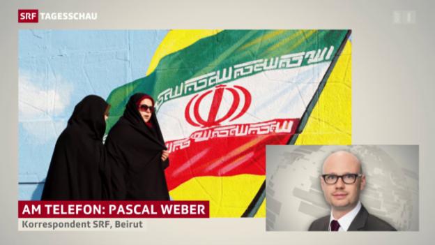 Video «Atom-Abkommen mit Iran: Sanktionen aufgehoben» abspielen