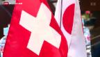 Video «Bilaterale Verhandlungen mit Japan» abspielen