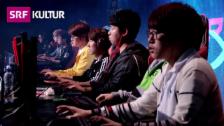 Link öffnet eine Lightbox. Video E-Sports: Sport der Zukunft? abspielen