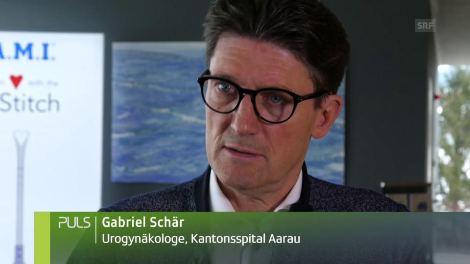 Gabriel Schär erklärt die Vor- und Nachteile der verschiedenen Methoden.