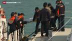 Video «64 Tote nach Fährenunglück» abspielen