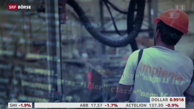 Video «SRF Börse vom 23.02.2016» abspielen