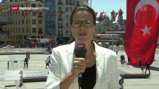 Video «Ausnahmezustand in der Türkei ausgerufen» abspielen