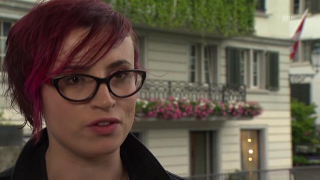 Video «Laurie Penny: Warum Männer vom Feminismus profitieren können» abspielen
