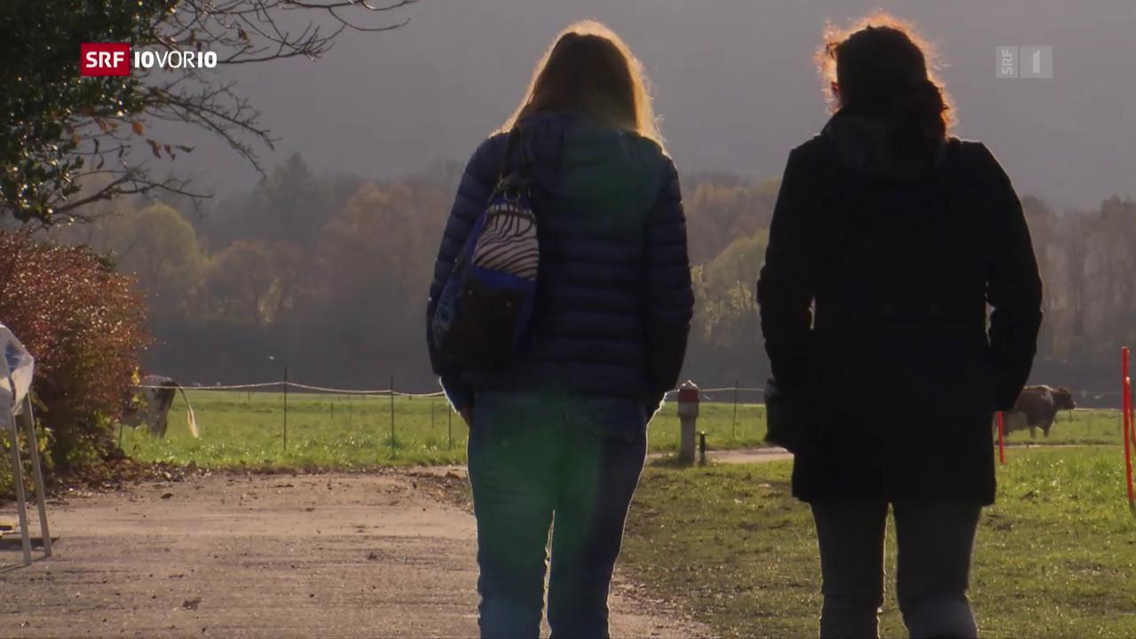 «Die Idee»: Psychisch Kranke helfen psychisch Kranken