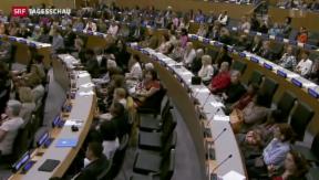 Video «Bestätigung: Giftgas in Syrien eingesetzt» abspielen