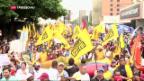 Video «Venezuelas Politkrise» abspielen