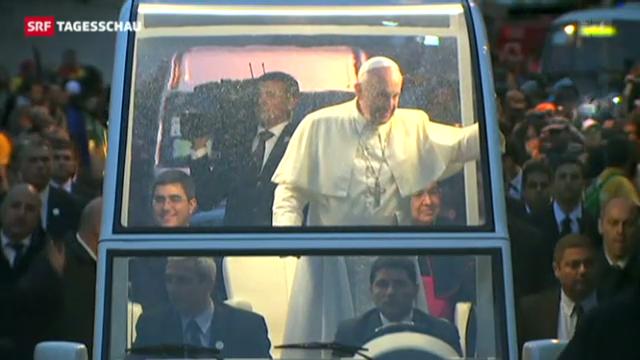 Papst Franziskus' Appell an die Jugend