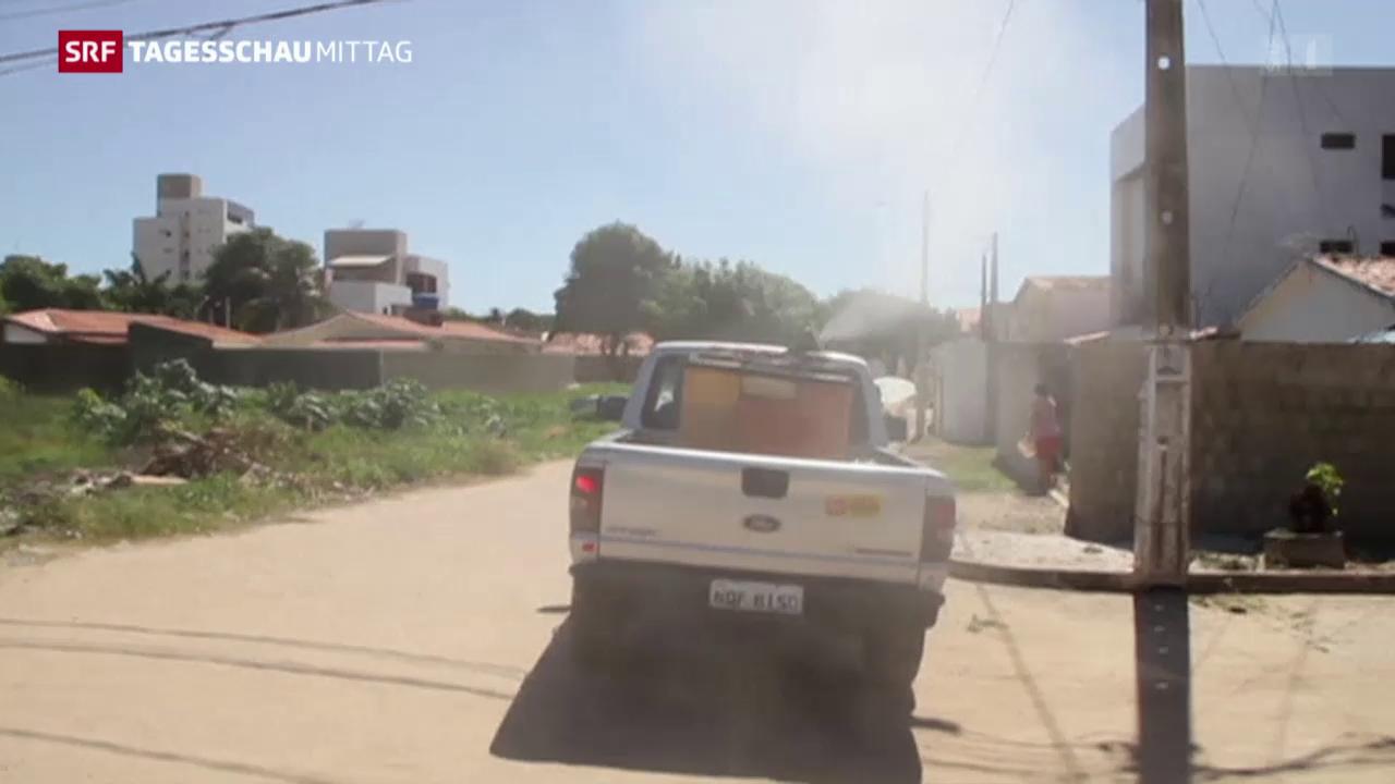 Zika bedrängt WM-Organisatoren