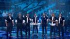 Video «Familie Betschart: «Blueme»» abspielen