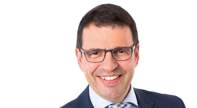FDP-AG-Präsident Matthias Jauslin ist mehr als zufrieden (18.10.2015)
