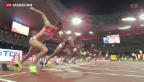 Video «Kambundji sorgt für Schweizer Highlight» abspielen
