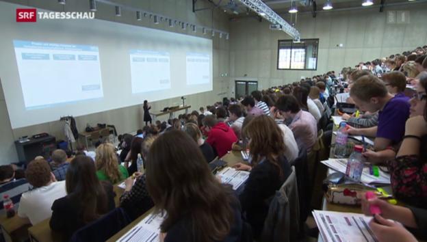 Video «Bundesrat gegen Stipendien-Initiative» abspielen