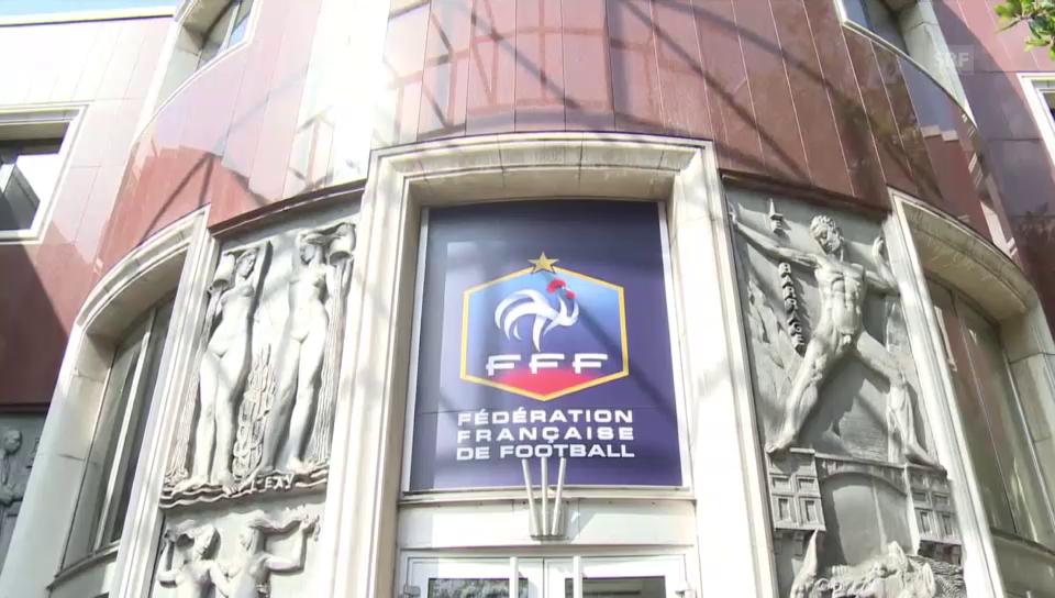 Fall Blatter-Platini: Razzia in Frankreich