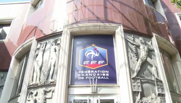 Video «Fall Blatter-Platini: Razzia in Frankreich» abspielen