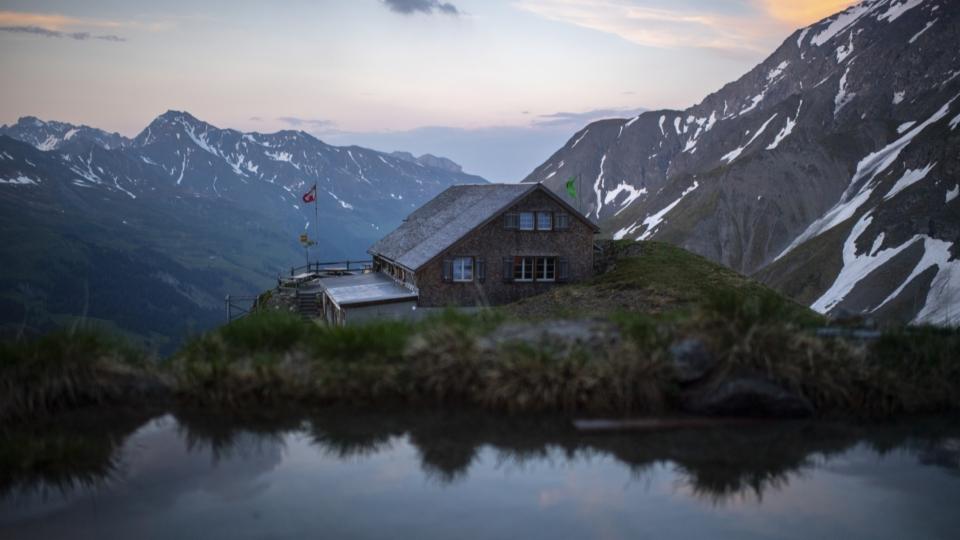 Hüttenwarte und Bergführer leiden unter schlechtem Bergsommer