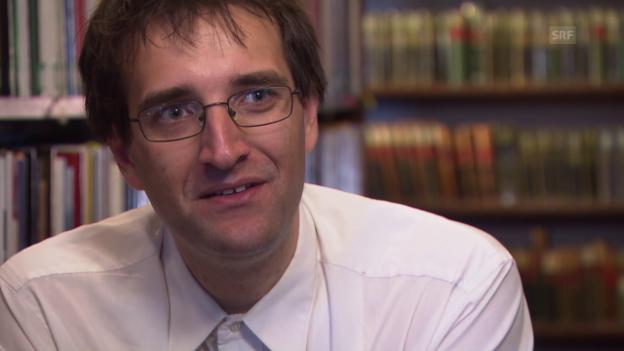 Video «Josef Schovanec über seine Liebe zur Sprache» abspielen