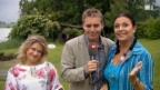 Video «Schwingerwette mit Monique und Monika Kaelin» abspielen