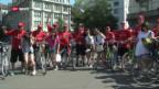 Video «Schweizer Baseball-Nati auf Promo-Tour» abspielen