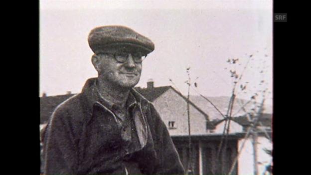 Video «Brecht in der Schweiz (Das Monatsmagazin, vom 18.8.1976)» abspielen