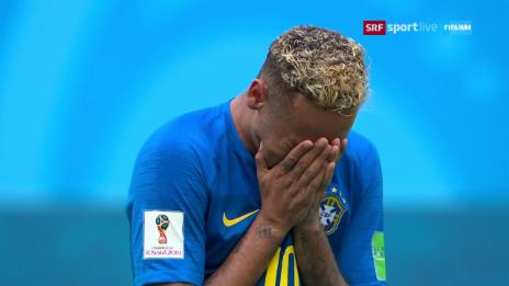 Link öffnet eine Lightbox. Video Live-Highlights Brasilien - Costa Rica abspielen