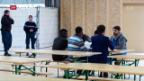Video «Schweiz nimmt Flüchtlinge auf» abspielen