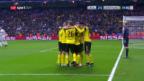 Video «Die Live-Highlights bei Real - Dortmund» abspielen