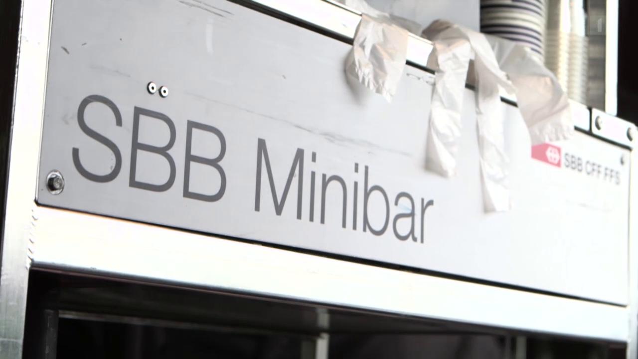 Aufruhr bei Minibar-Personal: SBB-Tochter schikaniert Arbeiter