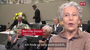 Laschar ir video «Premi da cultura per Giovanni Netzer - nus eran là, vus eras là»