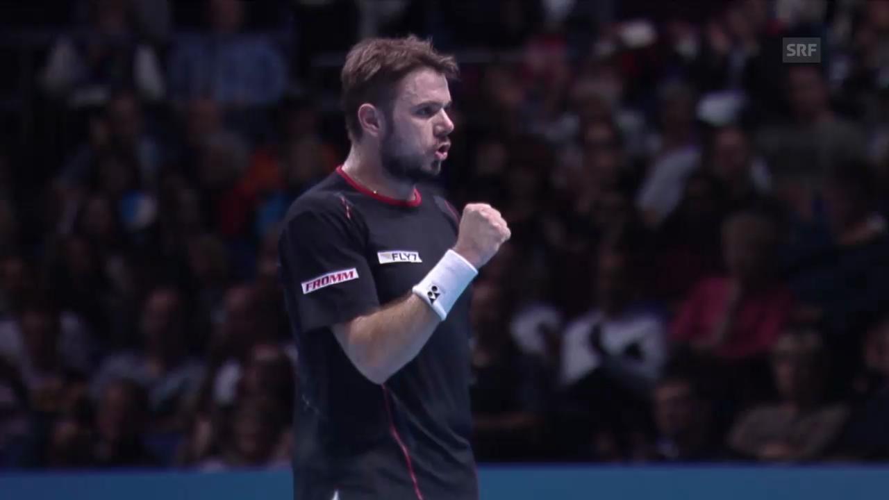 Tennis: Zusammenfassung Wawrinka - Ferrer
