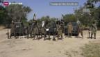 Video «Nigeria: Verschleppte Schülerinnen offenbar zwangsverheiratet» abspielen