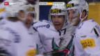 Video «Eishockey: Davos - Freiburg» abspielen