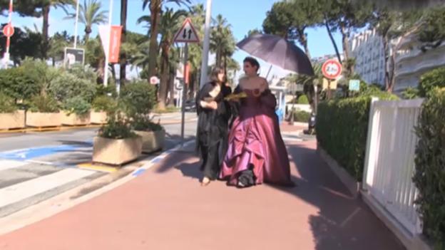 Video «Cannes: La Croisette» abspielen